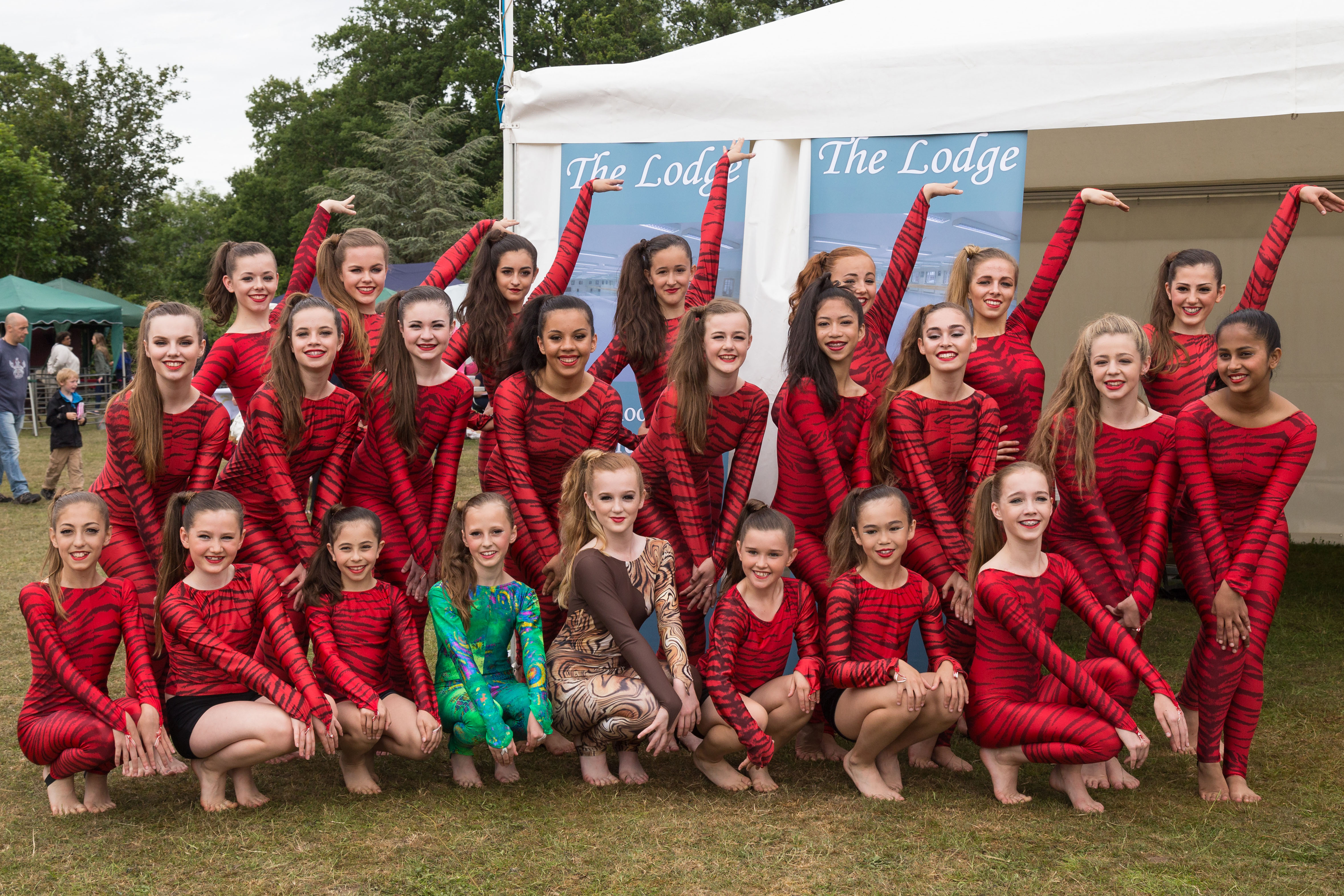 Summer Dance Courses At The Lodge School of Theatre Dance