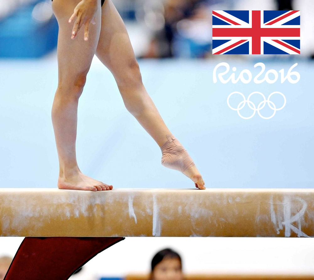 GB Gymnastics History At Rio 2016