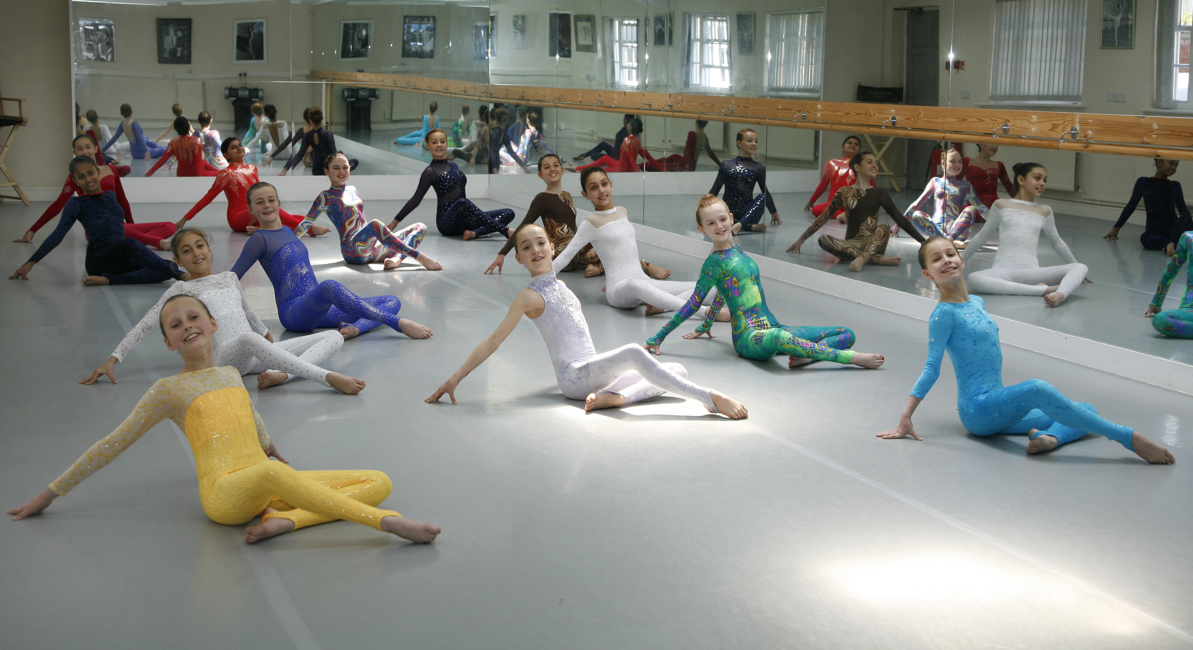 Summer Dance Intensive At The Lodge School of Theatre Dance