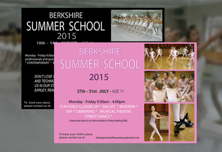 Berkshire Summer School 2015